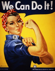 We Can Do It! Poster by J. Howard Miller